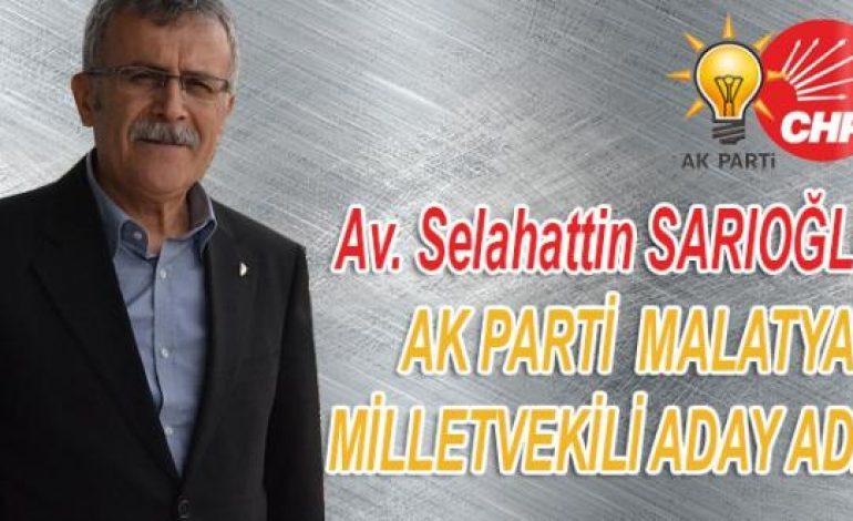 Chp li Avukat Sarıoğlu Ak Parti'den Milletvekili Aday Adayı Oluyor