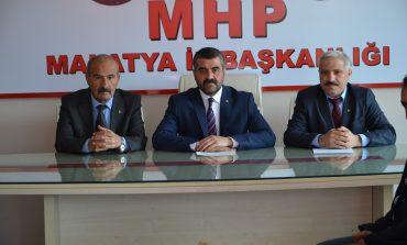 Süleyman Eski MHP'den Adaylık Başvurusun yaptı