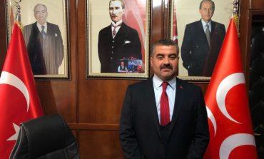 Başkan Avşar'ın Kandil Mesajı