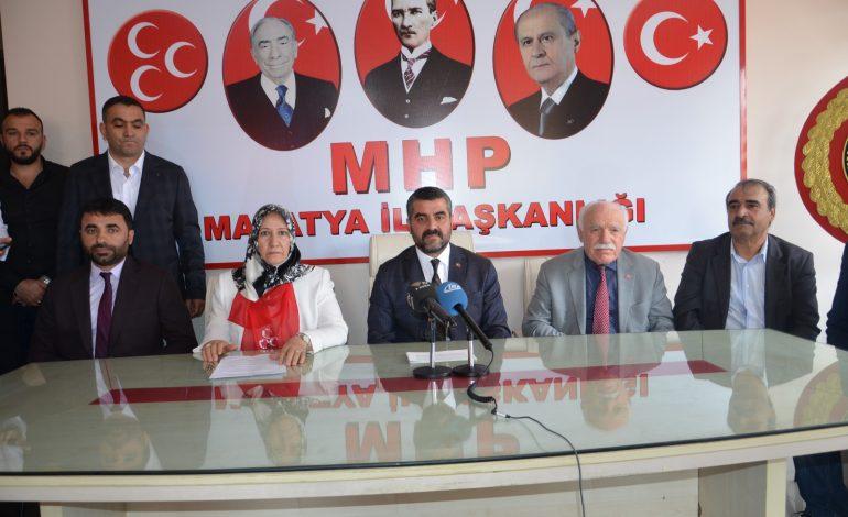 Saime Palancıoğlu, MHP'de aday adaylığını açıkladı
