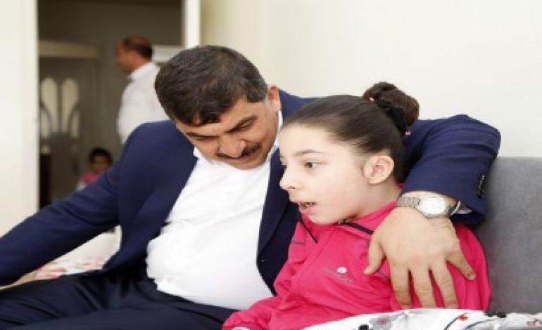 Başkan Fadıloğlu Engellilerin Umudu Oluyor