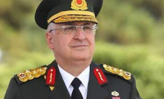 Genelkurmay Başkanlığına Orgeneral Yaşar Güler atandı.