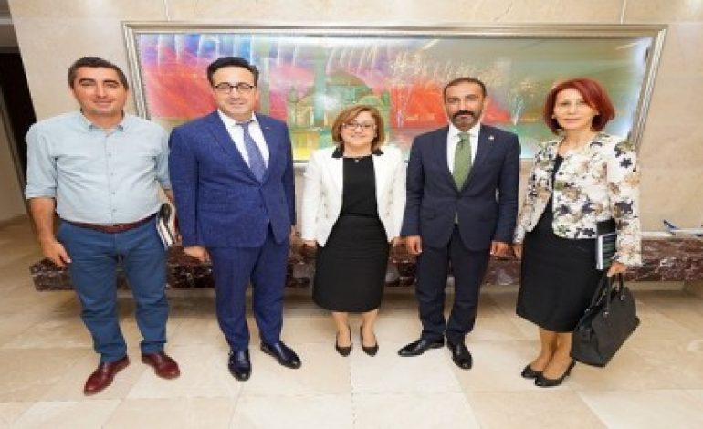 Gaziantep'e Günübirlik Yabancı Turistler Gelecek