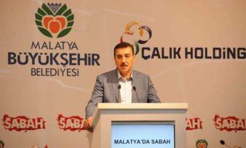 Tüfenkci, Sabah İl Buluşmaları'nda Malatya'yı Anlattı