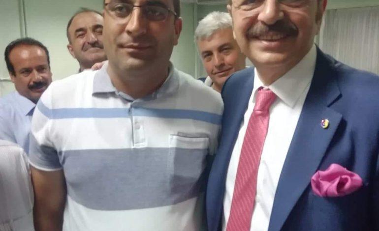 LEVENT ERGÜL'DEN MECLİS ÜYELİĞİ İÇİN NET ÇIKIŞ
