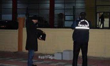 Evkur Yeni Malatyaspor Kulübüne silahlı saldırı failleri yakalandı