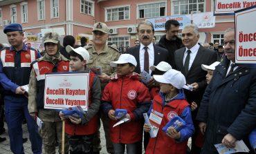 Keskin: 'Öncelik Hayatın, Öncelik Yayanın' kampanyasını destekliyoruz