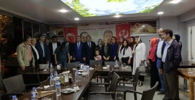 Malatya Büyük Birlik Partisi Yeşilyurt İlçe Teşkilatı Tarafından İftar Programı Düzenledi