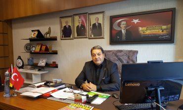 MHP Malatya Milletvekili Mehmet Celal Fendoğlu,19 Mayıs Atatürk`ü Anma Gençlik ve Spor Bayramı nedeniyle kutlama mesajı yayınladı