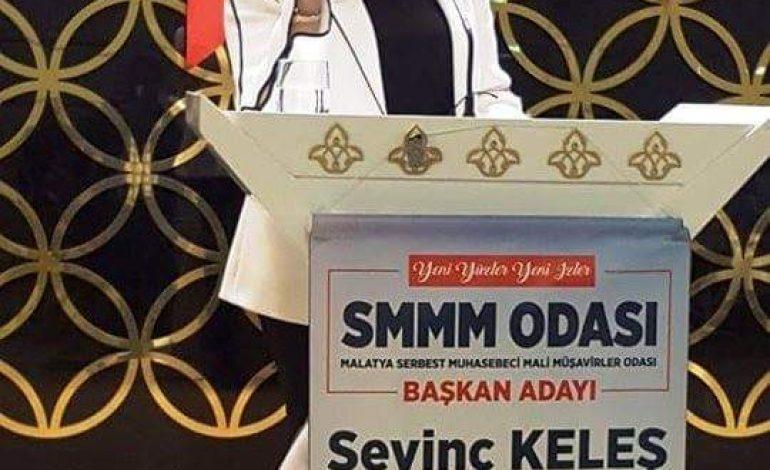 MSMMMO başkan adayı Sevinç Keleş; birlikte değişimi başaracağız