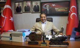 MHP Malatya Milletvekili Mehmet Fendoğlu, 15 Temmuz Demokrasi ve Milli Birlik Günü dolayısıyla yaptığı açıklamada;