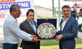 66. Darende Geleneksel Zengibar Karakucak Güreş ve Kültür Festivali Düzenlendi