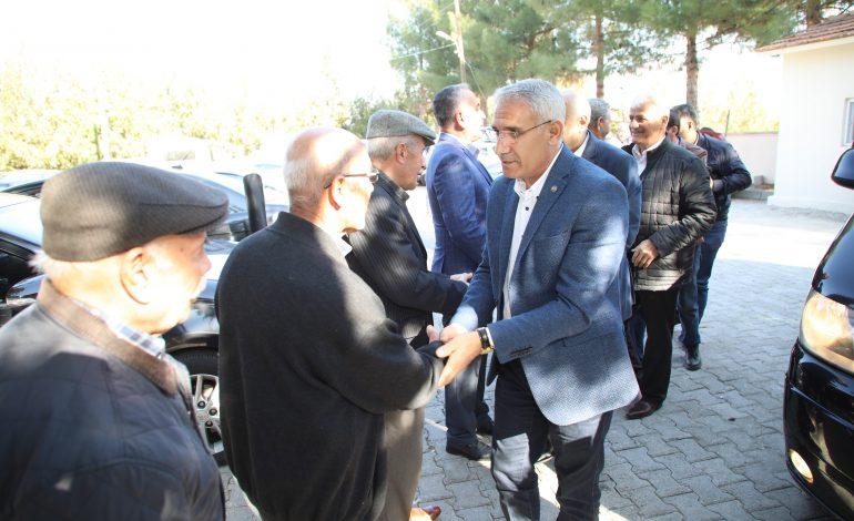BAŞKAN GÜDER, ABDAL MUSA BİRLİK LOKMASI GÜNÜ'NE KATILDI