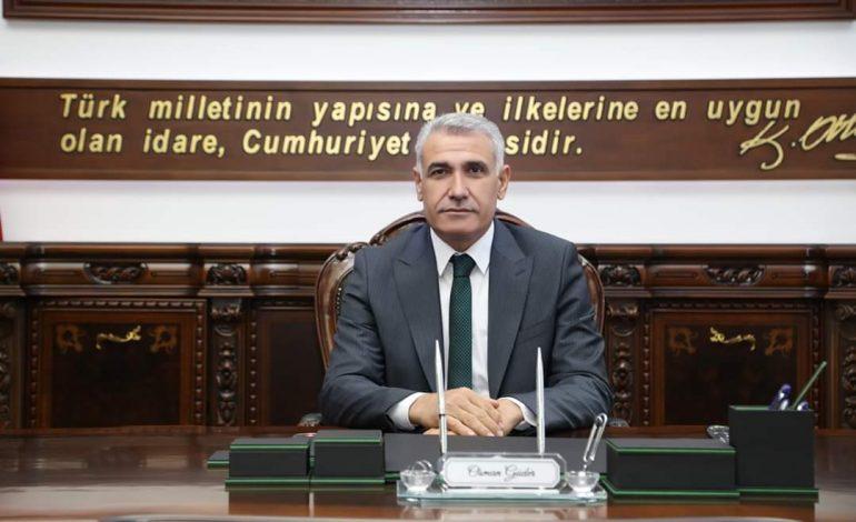 Başkanı Güder'den 24 Kasım Öğretmenler Günü Mesajı