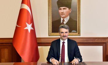 Vali Baruş'un '13 Şubat Atatürk'ün Malatya'ya Gelişi' Kutlama Mesajları