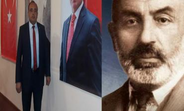 Başkan Altunkaya Mehmet Akif'i daha iyi anlamalıyız